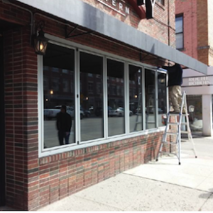 Commercial glass storefront2