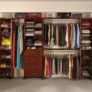 ES - Closet and Storage Systems