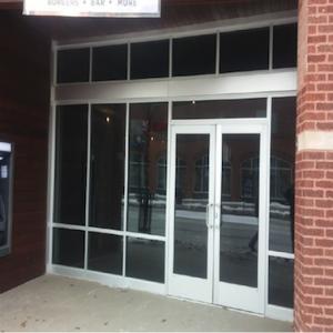 Storefront Doors installation services | eastway supplies